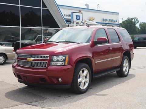 2011 Chevrolet Tahoe for sale in Whitehall MI