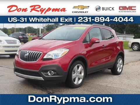 2015 Buick Encore for sale in Whitehall, MI