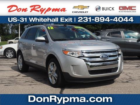 2012 Ford Edge for sale in Whitehall MI
