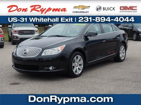 2011 Buick LaCrosse for sale in Whitehall MI