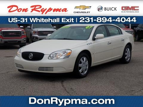 2007 Buick Lucerne for sale in Whitehall MI