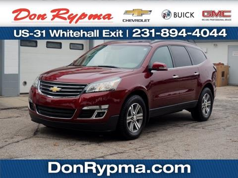 2016 Chevrolet Traverse for sale in Whitehall, MI