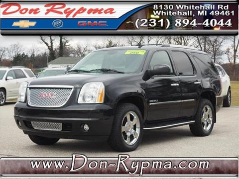 2011 GMC Yukon for sale in Whitehall MI
