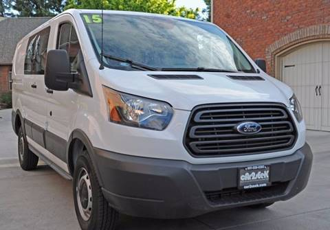 2015 Ford Transit Cargo for sale in Salt Lake City, UT