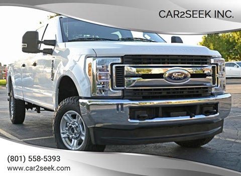 Used F 250 Super Duty For Sale >> 2017 Ford F 250 Super Duty For Sale In Salt Lake City Ut