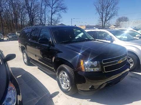 2013 chevrolet suburban for sale in indiana. Black Bedroom Furniture Sets. Home Design Ideas