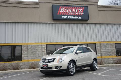 2010 Cadillac SRX for sale in Elkhart, IN