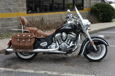 2016 Indian chief for sale in Elkhart, IN