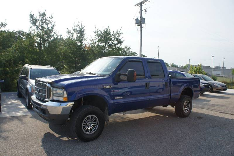 2003 Ford F-250 Super Duty for sale at Begleys Automotive Group in Elkhart IN