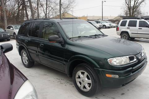 2003 Oldsmobile Bravada for sale in Elkhart, IN