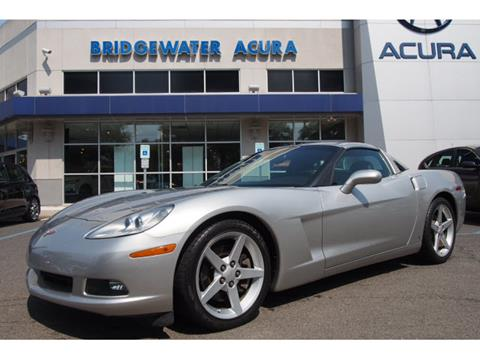 2007 Chevrolet Corvette for sale in Bridgewater, NJ