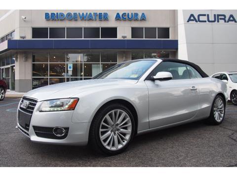 2012 Audi A5 for sale in Bridgewater, NJ