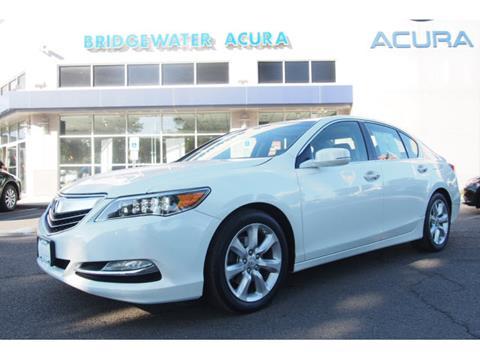 2014 Acura RLX for sale in Bridgewater, NJ