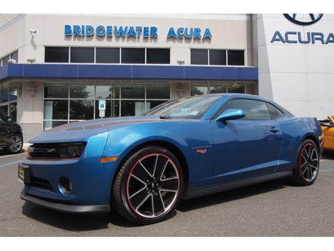 2013 Chevrolet Camaro For Sale In New Jersey Carsforsale Com