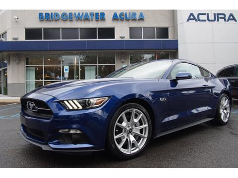 2015 Ford Mustang for sale in Bridgewater, NJ