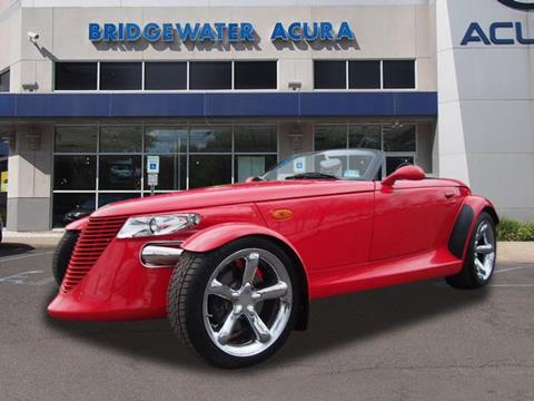 1999 Plymouth Prowler for sale in Bridgewater, NJ