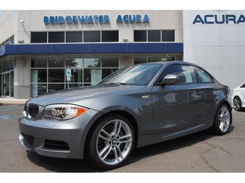 2013 BMW 1 Series for sale in Bridgewater, NJ