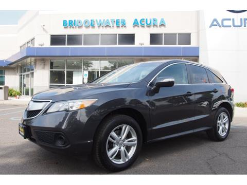 2013 Acura RDX for sale in Bridgewater, NJ