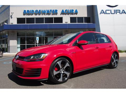 2015 Volkswagen Golf GTI for sale in Bridgewater, NJ