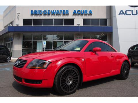 2002 Audi TT for sale in Bridgewater, NJ