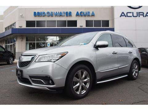 2014 Acura MDX for sale in Bridgewater, NJ
