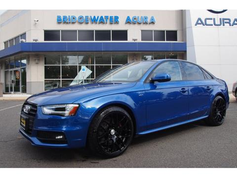 Used Audi S For Sale In New Jersey Carsforsalecom - Used audi s4