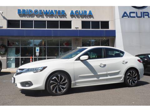 2016 Acura ILX for sale in Bridgewater, NJ
