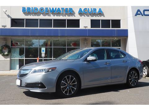 2016 Acura TLX for sale in Bridgewater, NJ
