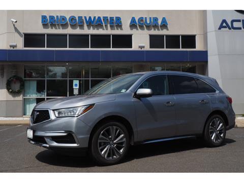2017 Acura MDX for sale in Bridgewater, NJ