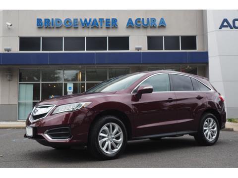 2017 Acura RDX for sale in Bridgewater, NJ