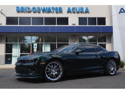 2015 Camaro Ss For Sale >> 2015 Chevrolet Camaro For Sale In Bridgewater Nj