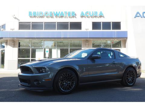 2013 Ford Shelby GT500 for sale in Bridgewater, NJ