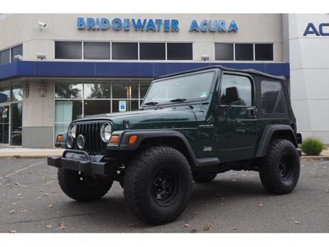 1999 Jeep Wrangler for sale in Bridgewater, NJ
