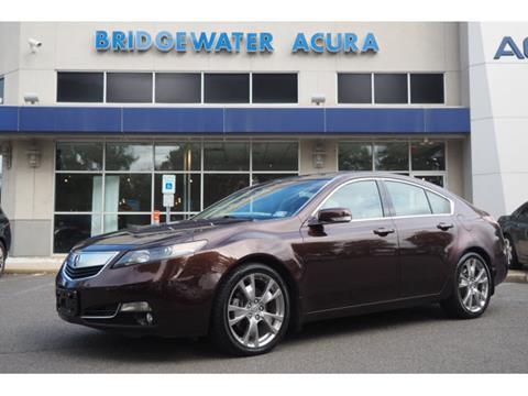 2012 Acura TL for sale in Bridgewater, NJ