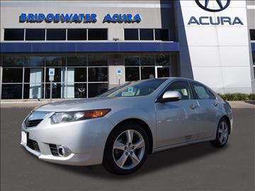 2013 Acura TSX for sale in Bridgewater, NJ