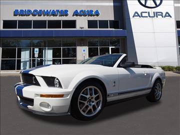 2008 Ford Shelby GT500 for sale in Bridgewater, NJ