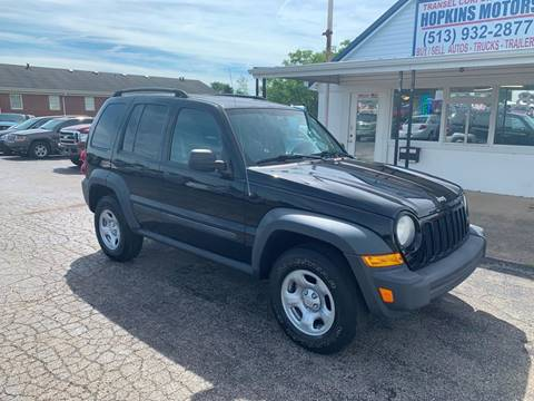 2007 Jeep Liberty for sale in Lebanon, OH