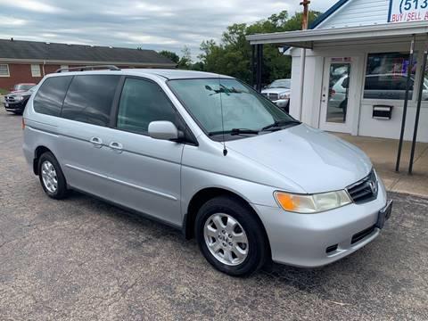 2004 Honda Odyssey for sale in Lebanon, OH