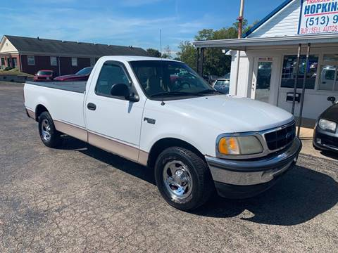 1997 Ford F-150 for sale in Lebanon, OH