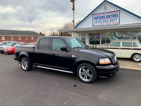 2002 Ford F150 For Sale >> 2002 Ford F 150 For Sale In Lebanon Oh