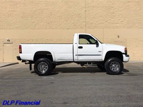 2003 GMC Sierra 2500HD for sale in Stockton, CA