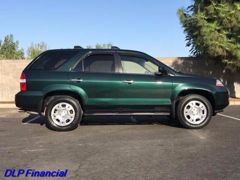 2001 Acura MDX for sale in Stockton, CA