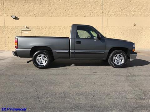 2002 Chevrolet Silverado 1500 for sale in Stockton, CA