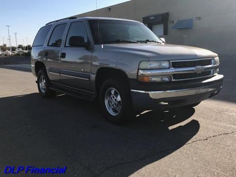 2003 Chevrolet Tahoe for sale in Stockton, CA