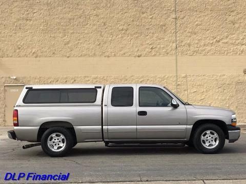 1999 Chevrolet Silverado 1500 for sale in Stockton, CA