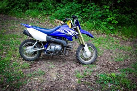 2006 Yamaha TT-R50EV for sale in Isanti, MN