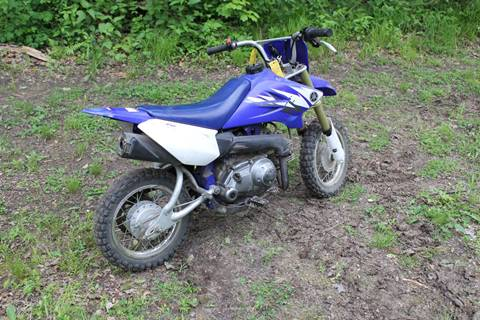 2006 Yamaha TT-R50EV