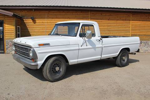 1969 Ford F-250 for sale in Isanti, MN