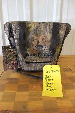 John Deere Bag  for sale at Buck's Toys & Tires in Isanti MN