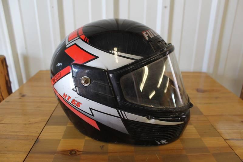 -1 Fulmer snowmobile helmet  - Isanti MN